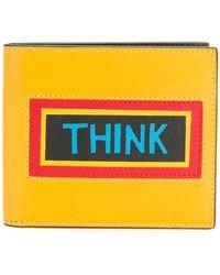 Fendi | Think Bi-fold Wallet | Lyst