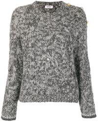Liu Jo - Urban Couture Sweater - Lyst