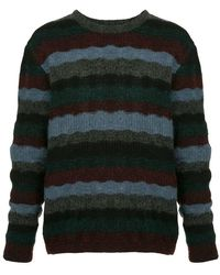 Wooyoungmi - Striped Sweater - Lyst