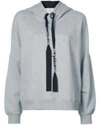 Dorothee Schumacher - Loose Fitted Hoodie - Lyst