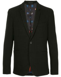 PS by Paul Smith - Single Breasted Blazer - Lyst