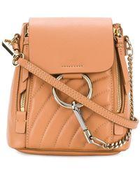 Chloé - Mini Backpack - Lyst