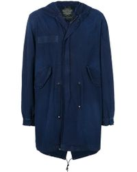 Mr & Mrs Italy - Classic Hooded Parka - Lyst