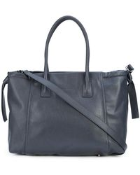 Fabiana Filippi - Tote Bag With Drawstring Sides - Lyst