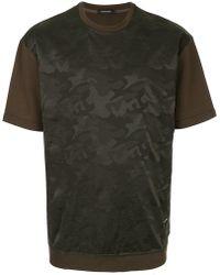 Loveless - Camouflage T-shirt - Lyst