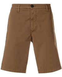 Eleventy - Classic Bermuda Shorts - Lyst