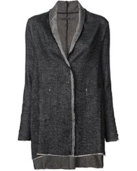 Transit - Oversized Knitted Jacket - Lyst