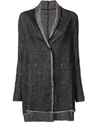Transit - Oversized Knitted Jacket - Lyst