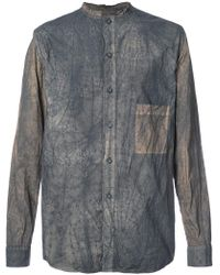 By Walid - Distressed Style Shirt - Lyst