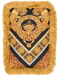 In Greek Blue For Badges Lyst Clutch Versace Patch Men lJFTc3K1