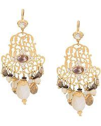 Gas Bijoux - Beaded Earrings - Lyst