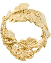 Aurelie Bidermann - Tangerine Ring - Lyst