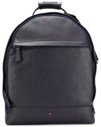 Santoni - Classic Backpack - Lyst