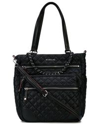 MZ Wallace - Crosby Tote Bag - Lyst