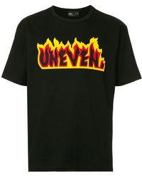 Kolor - Patched T-shirt - Lyst