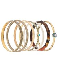 Iosselliani | Elegua Set Of Bracelets | Lyst