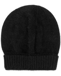 Roberto Collina - Ribbed Knit Beanie - Lyst