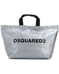 DSquared² - Oversized Tote - Lyst