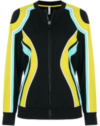 NO KA 'OI - Colour Block Zip Jacket - Lyst