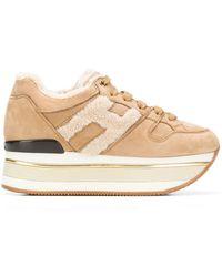 Hogan - H Platform Sneakers - Lyst
