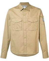 Moncler Gamme Bleu - Chest Pockets Shirt - Lyst