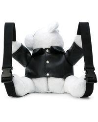 Versus - Teddy Bear Backpack - Lyst