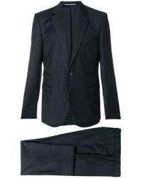 Karl Lagerfeld - Pinstriped Suit - Lyst