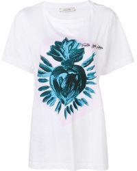 Dorothee Schumacher - Flaming Heart T-shirt - Lyst