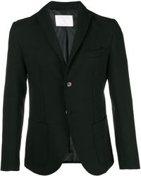 Societe Anonyme - Classic Button Blazer - Lyst