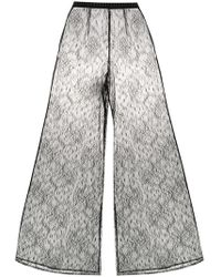 Myla - Lace Trousers - Lyst