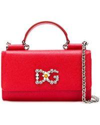 e125450cf0b3 Dolce   Gabbana - Sicily Von Mini Tote Bag - Lyst