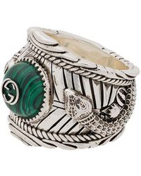Gucci | Large Garden Ring | Lyst