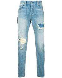 Marketable Sale Online ripped jeans - Blue Mr. Completely Free Shipping Best Prices Outlet Locations Online TcVFSpWo