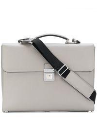 Serapian - Flip Lock Briefcase - Lyst