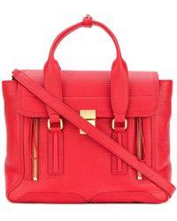 3.1 Phillip Lim   Pashli Large Satchel Bag   Lyst