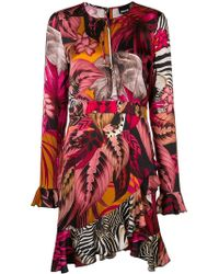 6d89edfec8c Lyst - Women s Just Cavalli Casual and day dresses On Sale
