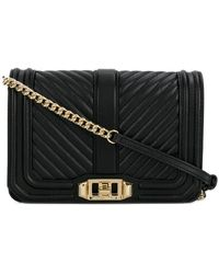 Rebecca Minkoff - Quilted Shoulder Bag - Lyst