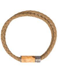 Tateossian - Montecarlo Wood Bracelet - Lyst