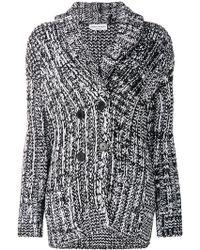 Sonia Rykiel - Crochet Knit Cardigan - Lyst