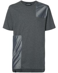 Mostly Heard Rarely Seen - Patchwork T-shirt - Lyst