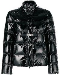 Emporio Armani - Zipped Padded Jacket - Lyst