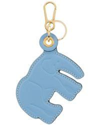 Loewe - Elephant Keyring - Lyst
