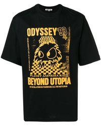 McQ - Odyssey 93 Graphic Print T-shirt - Lyst