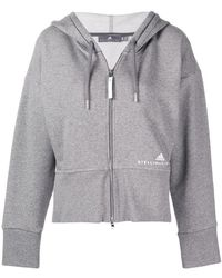 adidas By Stella McCartney - Full-zipped Hoodie - Lyst