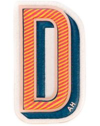 Anya Hindmarch - 'd' Sticker - Lyst