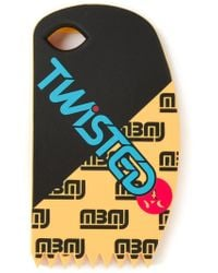 Marc By Marc Jacobs - 'twisted' Iphone 5 Cover - Lyst