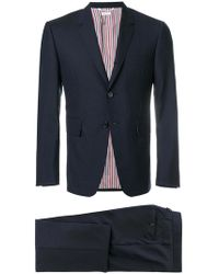 Thom Browne - Classic Suit In Super 120's Plain Weave - Lyst