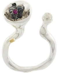 Rosa Maria - Saxo Bell Ring - Lyst