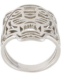 KENZO - Tiger Ring - Lyst