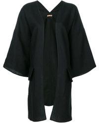 Nehera - Linen Kimono Jacket - Lyst